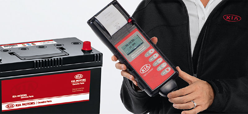 KIA Original Batterien